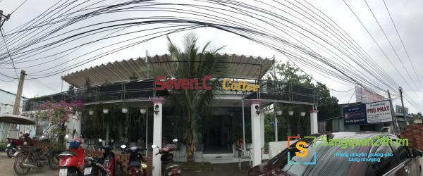 Cần sang nhượng quán cafe nằm khu dân cư đông đúc, trung tâm thị xã Bến Cát, Bình Dương.